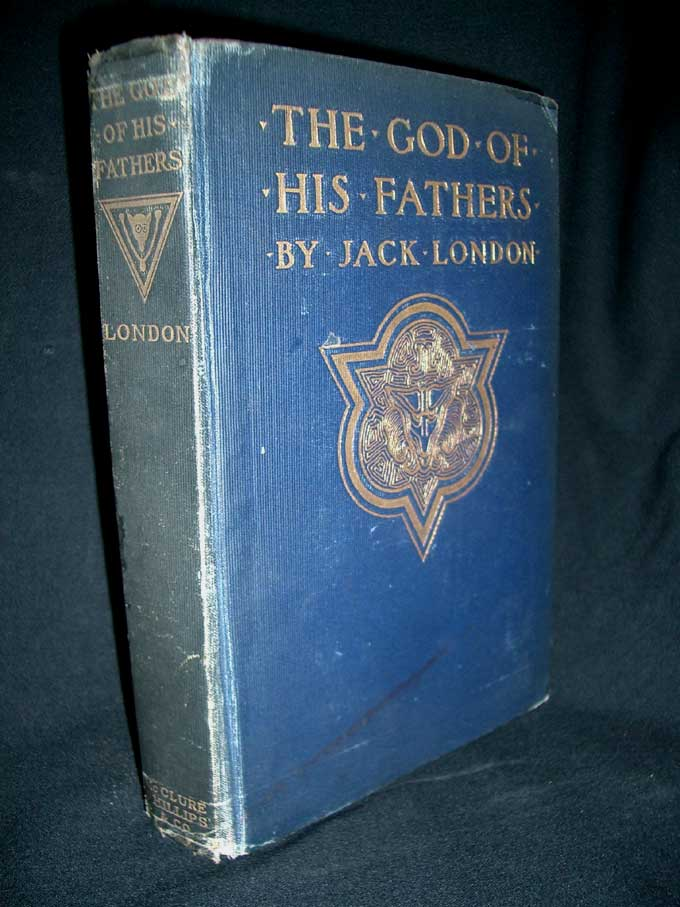 The God of His Fathers. Jack London.