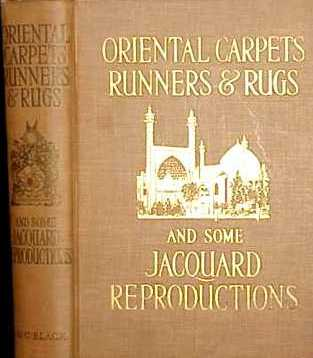 Oriental Carpets Runners And Rugs And Some Jacquard Reproductions. Sydney Humphries.