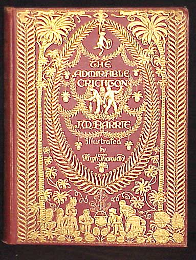 The Admirable Crichton. J. M. Barrie.