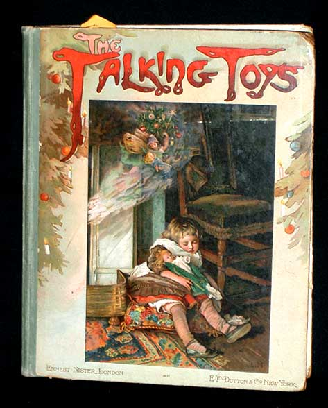 The Talking Toys. S. Emily Bennet.
