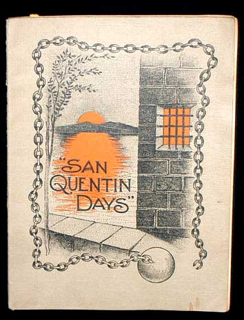 Lot of Early San Quentin Prison Ephemera. San Quentin Prison.