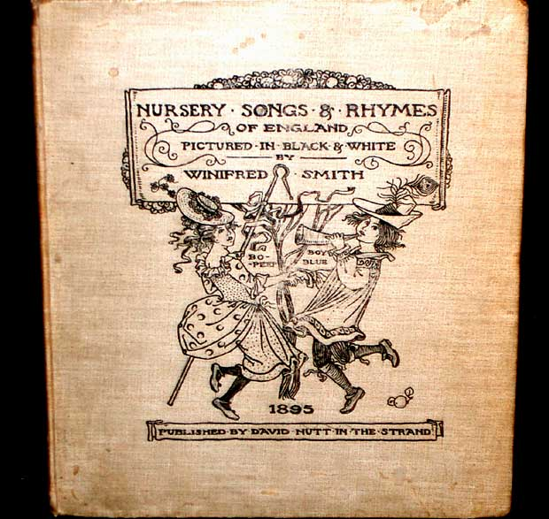 Nursery Songs and Rhymes of England. Winifred Smith.
