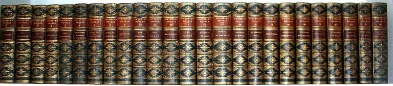 The Waverley Novels. Sir Walter Scott.