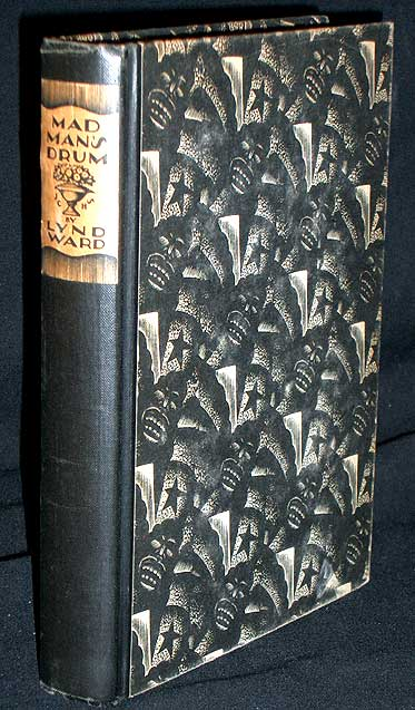 Madman's Drum. - Novel in Woodcuts. Lynd Ward.
