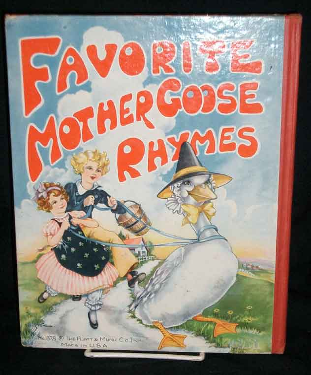 Favorite Mother Goose Rhymes.