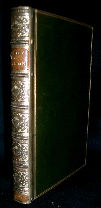 Poetry of Byron- Chosen and Arranged by Mathew Arnold. Lord Byron.