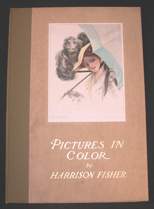 Pictures in Color. Harrison Fisher.