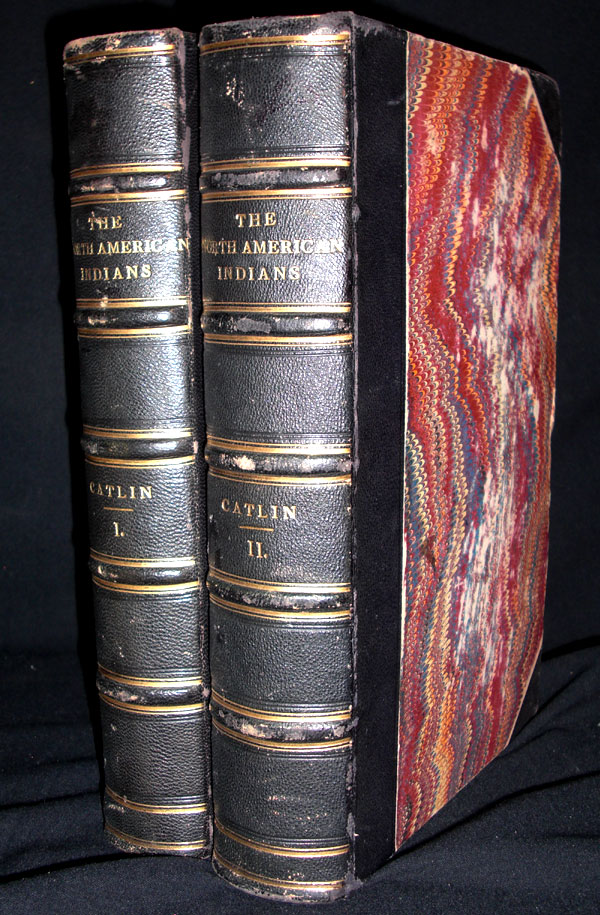 Illustrations of the Manners, Customs and Condition of the North American Indians. George Catlin.