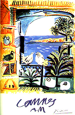 Picasso in His Posters Image and Work.
