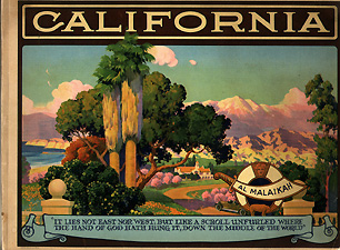 California Welcomes You. California