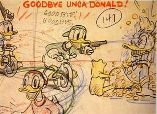 Donald Duck - 50 Years of Happy Frustration.
