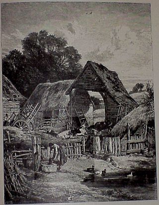 Birket Foster's Pictures of English Landscape.
