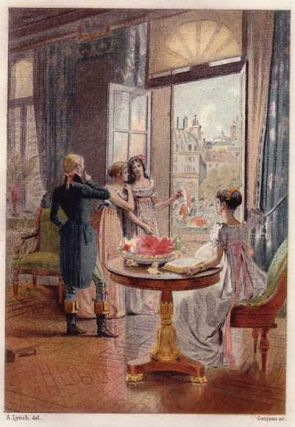 The Frenchwoman of the Century: Fashions-Manors-Usages.