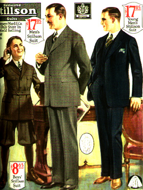 Montgomery Ward Catalogue Number 103 for fall and winter 1925-1926.