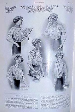 Lady's Pictorial- A Fashion and Society Paper for the Home.