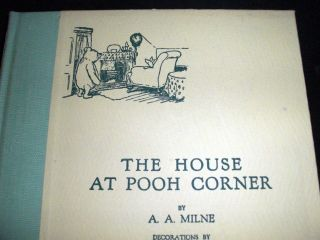 The House at Pooh Corner.