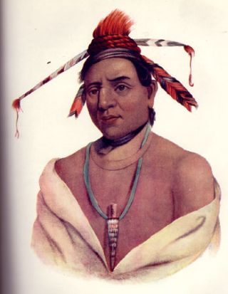 Indian Tribes of North America.