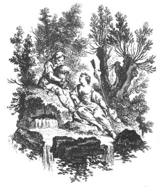 The Pastoral Loves of Daphnis and Chloe Done Into English by George Moore.