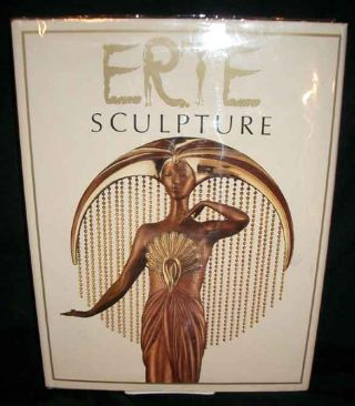 Erte Sculpture. Erte