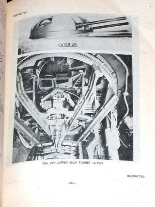Familiarization Manual for Maintenance of Model B-17F Bombardment Airplane.