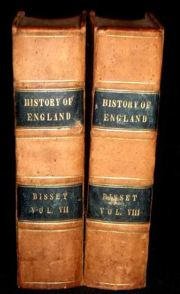 The History of the Reign of George III. To the Termination of the Late War. Robert Bisset