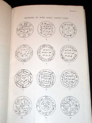 Coins, Medals and Seals of the Shahs Of Iran (1500-1941).