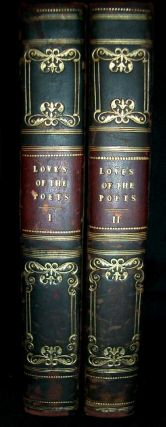 Memoirs of the Loves of the Poets. Biographical sketches of Women Celebrated in Ancient and Modern Poetry.
