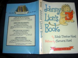 Johnny Lion's Book.