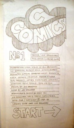 C Comics - Issue Number 1.