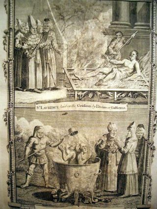 The Lives of the Primitive Martyrs, from the Birth of Our Blessed Saviour, to the Reign of Queen Mary I. With the Life of Mr. John Fox, and, The Book of Martyrs; Containing an Account of the Sufferings and Death of the Protestants in the Reign of Queen Mary The First.