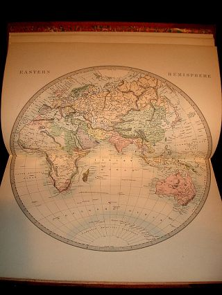 The Harrow Atlas of Modern Geography with Index.