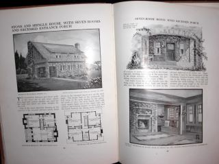 Craftsman Homes and More Craftsman Homes - Two Volumes.