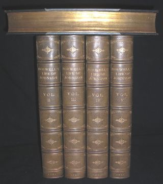 The Life of Samuel Johnson, LL.D. Including A Journal of a Tour to the Hebrides.