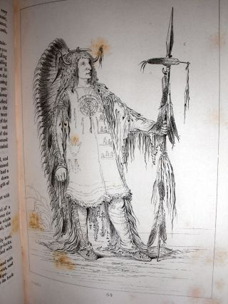 Illustrations of the Manners, Customs and Condition of the North American Indians...
