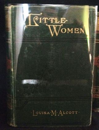 A Gathering of Novels by Louisa May Alcott - With an Inscription by Alcott.