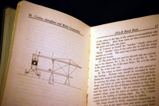 The Curtiss Standard JN-4B Military Tractor Hand Book.