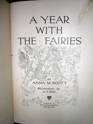 A Year With the Fairies.