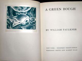 A Green Bough.
